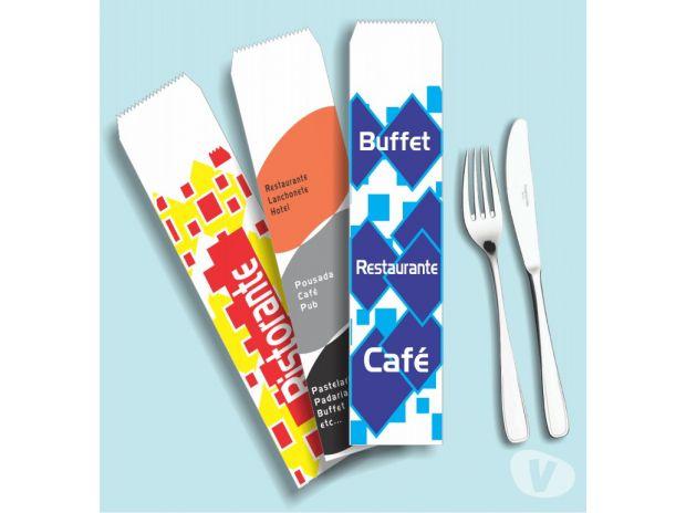 Fotos para Saquinhos de papel para talheres