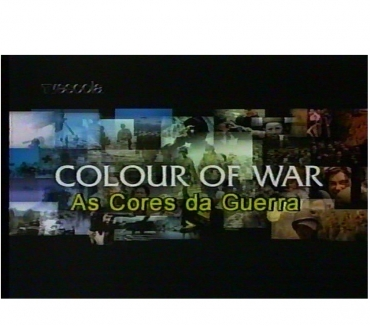 Fotos para Dvd As Cores da Guerra