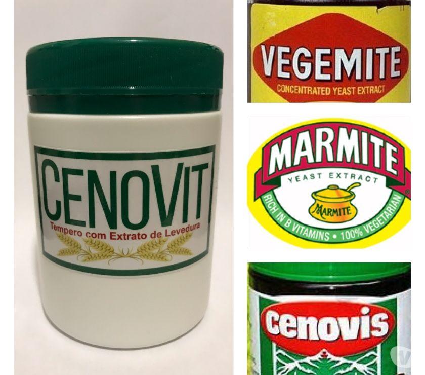 Fotos para Vegemite Cenovit levedura tempero demi-glacé molho aroma