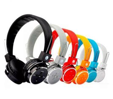Fotos para Fone Ouvido Headphone Sem Fio Bluetooth Micro Sd Fm P2