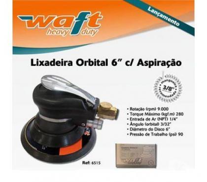 Lixadeira Orbital Pneumatica Furadeira Reversivel 3/8 Pneuma comprar usado  Grande Sao Paulo SP