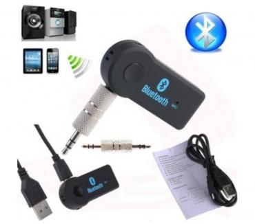 Fotos para Receptor Bluetooth USB para P2 Saída Auxiliar Som de Carro