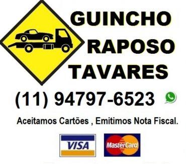 Fotos para Guincho 24 Horas Raposo Tavares - Guinchos Raposo Tavares