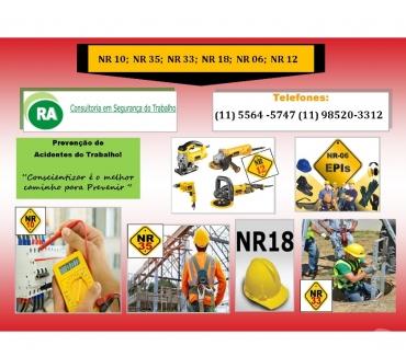 Fotos para Cursos NR 10 Segurança Instalações elétricas Zona Sul, Oeste