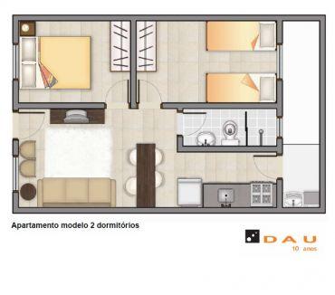 Fotos para Apartamento no Grajau sem condominio com garagem coberta.