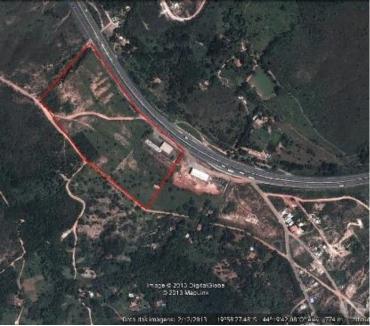 Fotos para Terreno comercial com 41.705 m2 em JuatubaMG