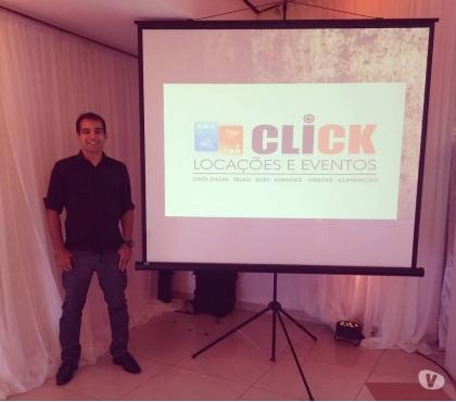 Fotos para CLICK - ALUGUEL DE EQUIPAMENTOS MULTIMIDIA