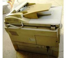 Fotos para Maquina Copiadora Impressora Sharp AL 1551 CS