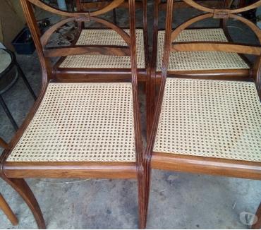 Fotos para Empalhamentos de moveis e cadeiras