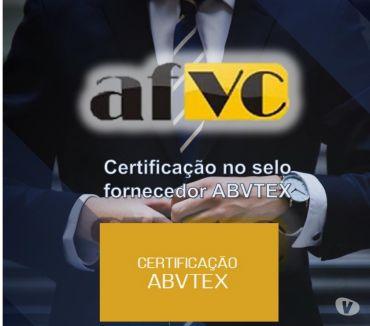 Fotos para ASSESSORIA COM CERTIFCAÇAO DO SELO DE FORNCEDOR ABVTEX