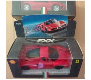 Fotos para Coleção Ferrari Shell V-Power - 1:38