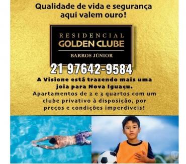 Fotos para Lançamento Residencial Golden Clube Barros Júnior da Visione