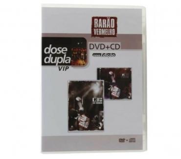 Fotos para DVD + CD Barão Vermelho - MTV ao Vivo: Dose Dupla - Novo