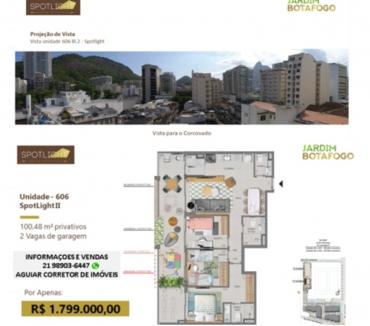 Fotos para Spotlight Botafogo 3 e 4 quartos atendimento Online