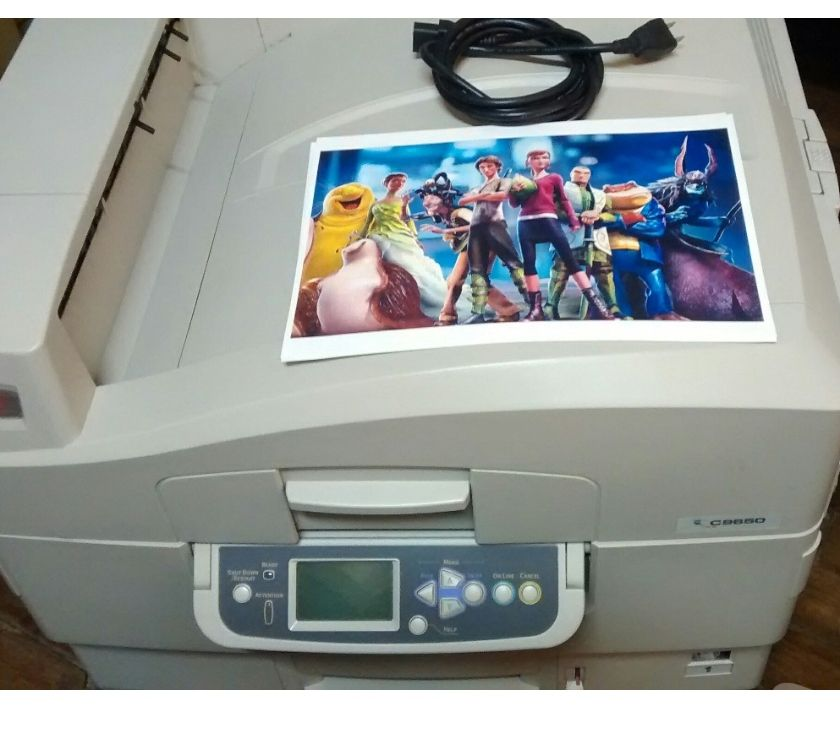 Fotos para Impressora e Multifuncional Color e Mono