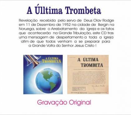 Fotos para CD A Última Trombeta