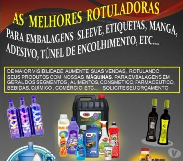 Fotos para FABRICAMOS ROTULADORAS TÚNEL EMBALADORAS Etc