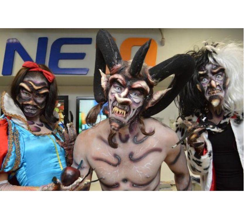 Fotos para Personagem Halloween bh e região