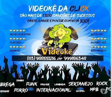 Fotos para Aluguel de Videokê pra festas em João Pessoa