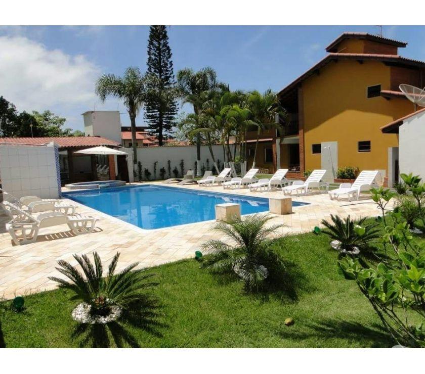 Aluguel temporada Itanhaem SP - Fotos para casa na praia com piscina aquecida, 2spar ofuro , sauna, ar