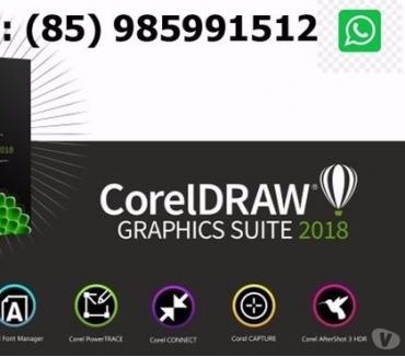 Fotos para Coreldraw 2020 em Fortaleza