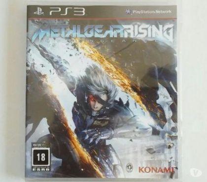 Fotos para Jogo Metal Gear Rising - PS 3