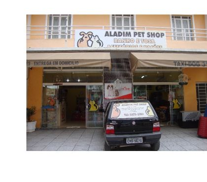 Fotos para Pet Shop Aladim