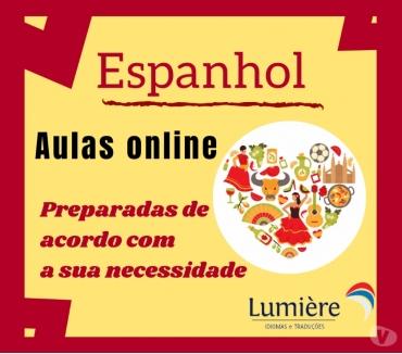 Fotos para Curso De Espanhol