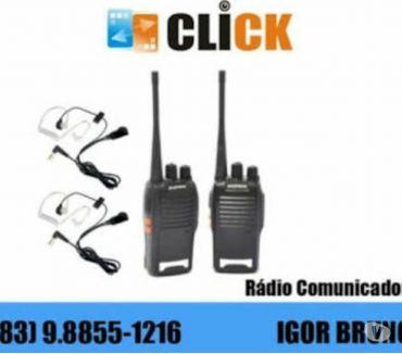 Fotos para Aluguel de Rádio Comunicador