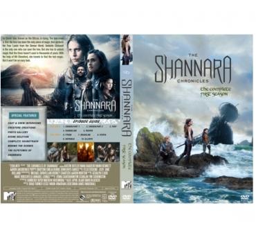 Fotos para Dvd As Crônicas de Shannara