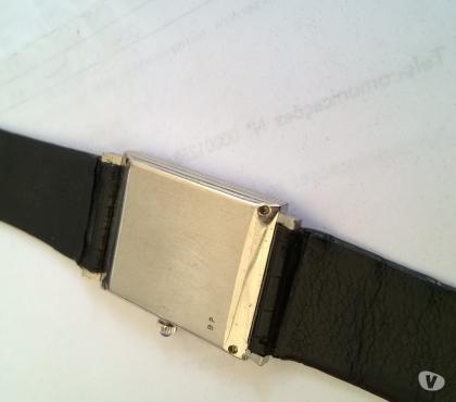 Fotos para Relógio Piaget ouro branco modelo retangular