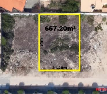 Fotos para Terreno nas Dunas com 657m², lote para casa residencial