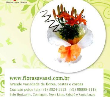 Fotos para Floricultura entrega flores, cesta de café, coroa em Sarzedo
