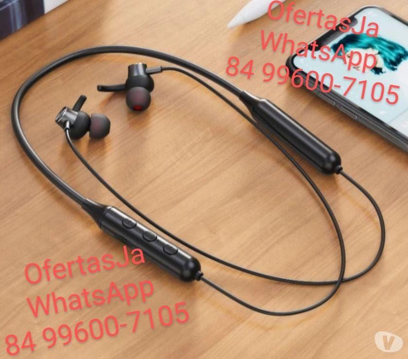 Celular Usado Natal RN Natal Centro - Fotos para Fone Ouvido Estéreo 5.0 Prova D'água sem Fio Bluetooth