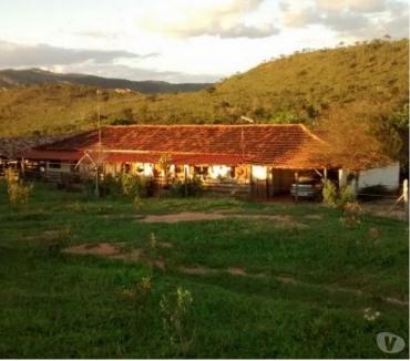 Fotos para Fazenda com 60,09 hectares em Congonhas do NorteMG