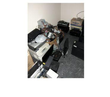 Fotos para lote de material de informática