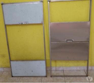 Fotos para Porta de abertura dupla para elevador de restaurante