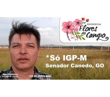 Fotos para Flores do Campo  *Só IGP-M  *Parcelas: R$ 611,59