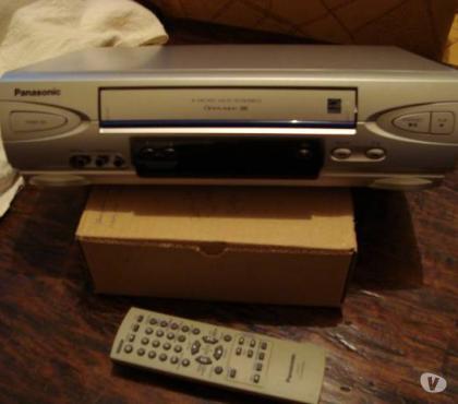 Fotos para Vídeo Cassete Panasonic Mod. PV-V4524S