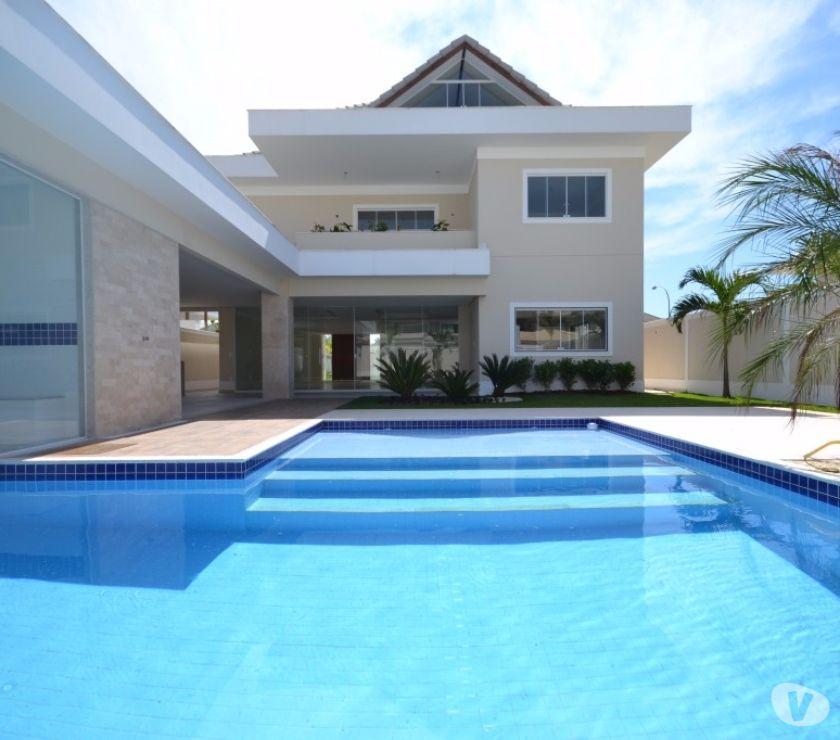 Apartamentos a venda Juiz de Fora MG - Fotos para Linda Mansão-Cond. Del Lago- Barra RJ