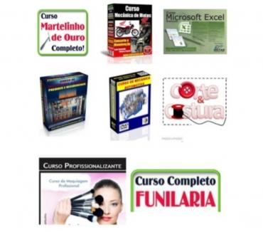 Fotos para CURSOS DIGITAIS - VARIAS ÁREAS DE ATUAÇÕES