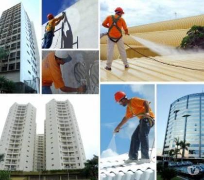 Fotos para PINTURA LIMPEZA E IMPERMEABILIZAÇÃO DE FACHADA TEL 33737864
