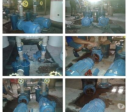 Fotos para Serviços hidráulicos e elétricos em sistemas de bombeamento.