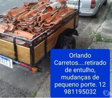 Fotos para Orlando Carretos e tira entulho em geral