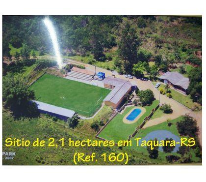 Fotos para Sítio-chácara de 4 hectares em Taquara-RS a 4,5 km do Centro