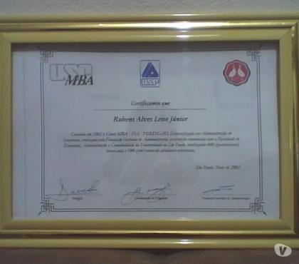Fotos para Porta Certificado 21 x 30