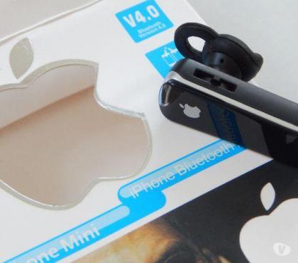Fotos para Headset Bluetooth Apple Iphone 5 4 4g 4s 4gs