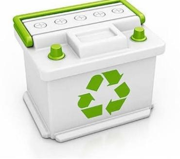 Fotos para C J sucata de baterias compro baterias usadas
