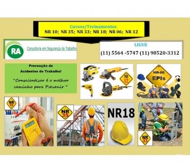 Fotos para Taboão da Serra - NR 10- R$ 160,00; NR 35 R$ 100,00 -Taboão