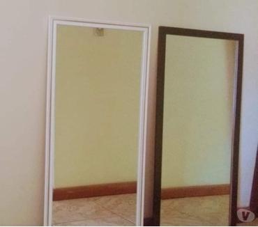 Fotos para Espelho em moldura 40 x 90